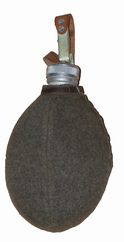 Swedish Army water bottle and cover