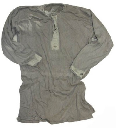 Swedish army M39 Grandad Shirt