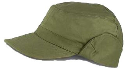 Swedish M59 OD Warm weather Cap