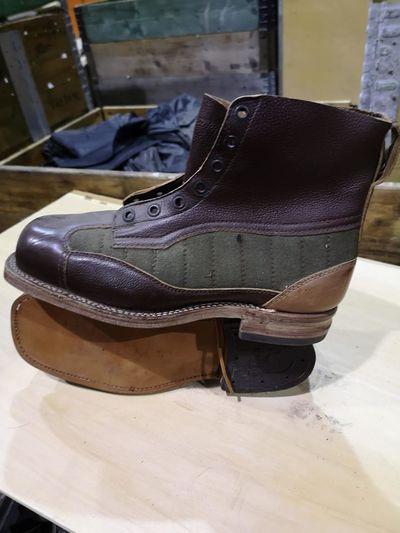 Swedish Army Mountain Boots
