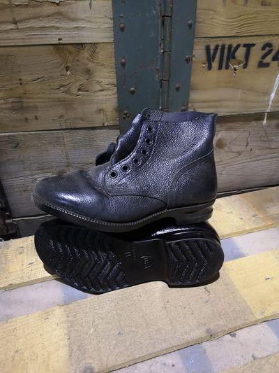 Swedish Army Parade Boots