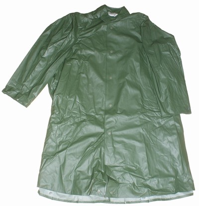 Swedish Army Rain Anorak Waterproof Jacket Coat