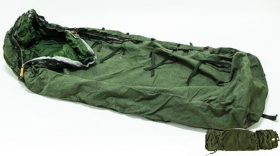 Swedish Bedroll Rescue sleeping bag