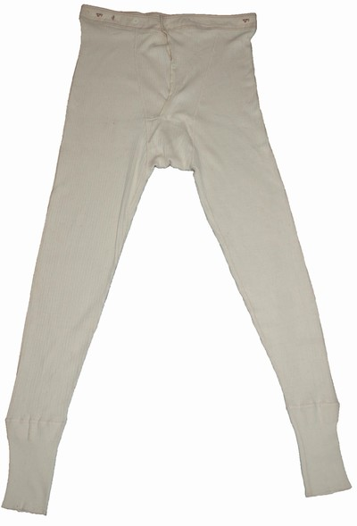 3 Pair swedish ribbed Long Johns