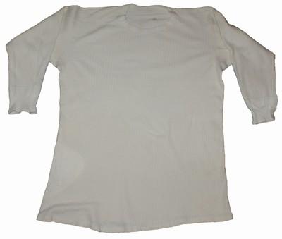 2 pack swedish ribbed Long sleeve Vest
