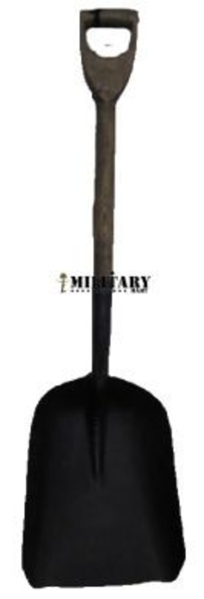 Swedish army large shovel / snow shoval Spade