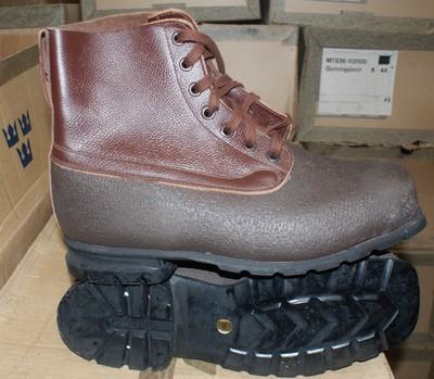 Swedish Army m59 Boots