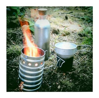Swiss Army Volcano Ranger Stove - UNISSUED