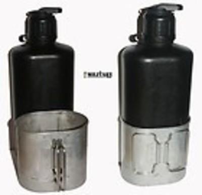 Swiss army Waterbottle & Alu. Mug