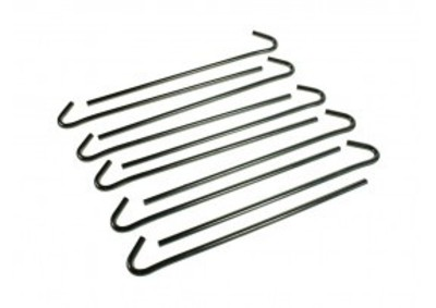 Steel Tent Peg - 10 Pack