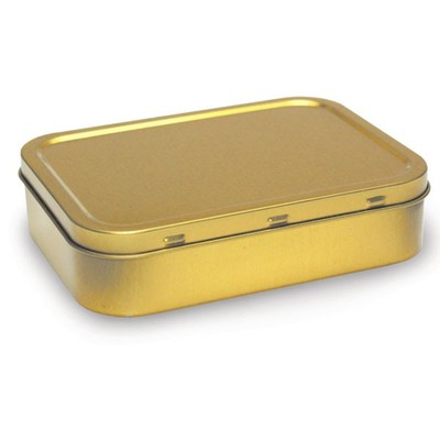Tobacco Tin - New