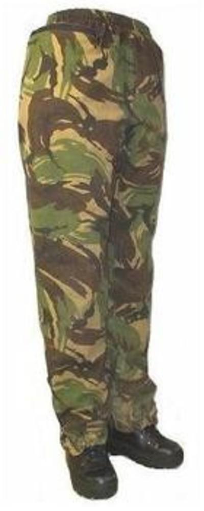 Dutch Army Trilaminate Goretex Trousers