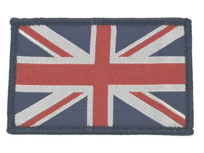 Union Jack Patch Colour