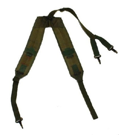 US Army LC2 Alice pack straps