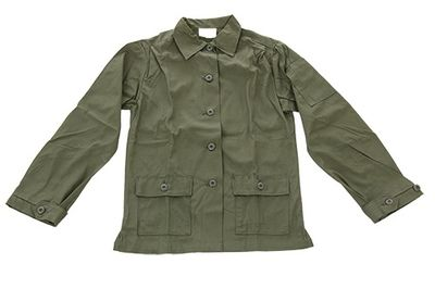 US Olive Field Shirt - Female combat uniform blouse