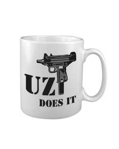 Uzi Does it Mug