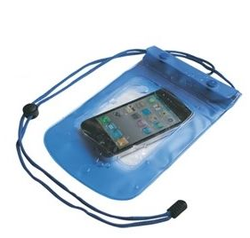 2 x waterproof pouches