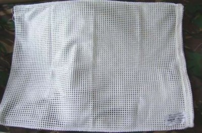 Military White Laundry Bag