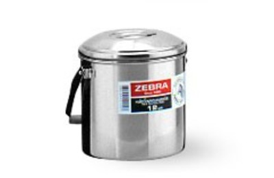 Zebra Head Loop Handle Cooking Pot