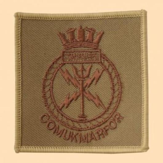 Comukmarfor Desert Badge