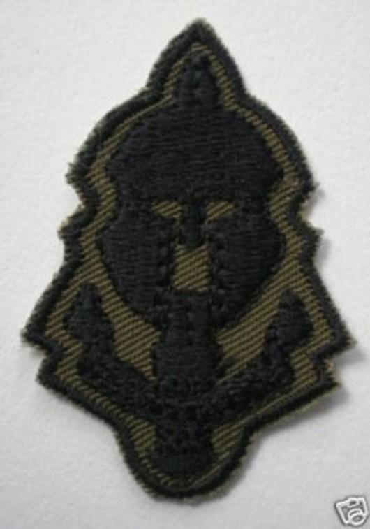 Special Recce Regt Beret Badge Subdued