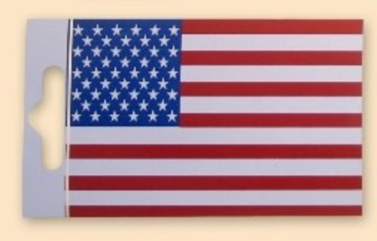 Stars and Stripes Sticker
