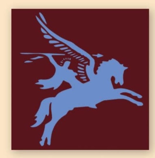 Parachute Regiment Pegasus Decal Sticker