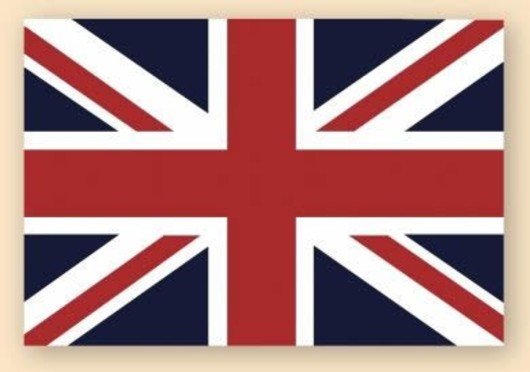 Union Jack Decal Sticker