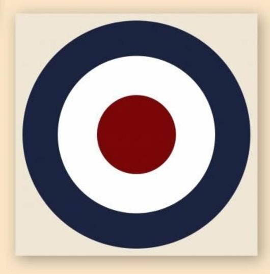 RAF Decal Sticker