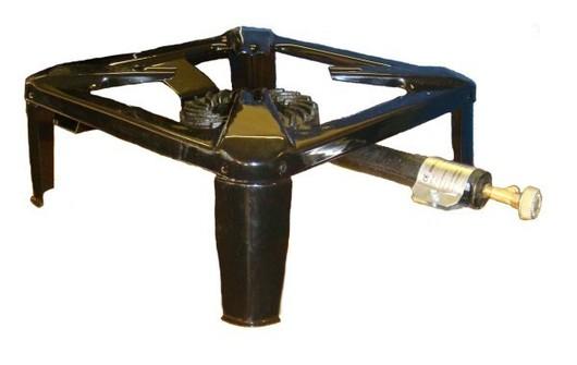 Large Gas burner boiling ring