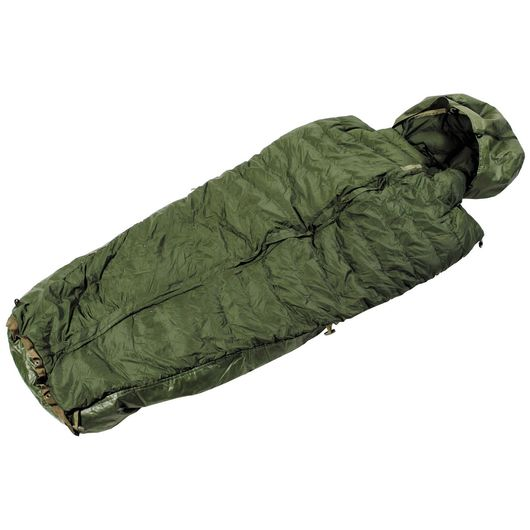 58 Pattern Down Filled G10 Sleeping Bag