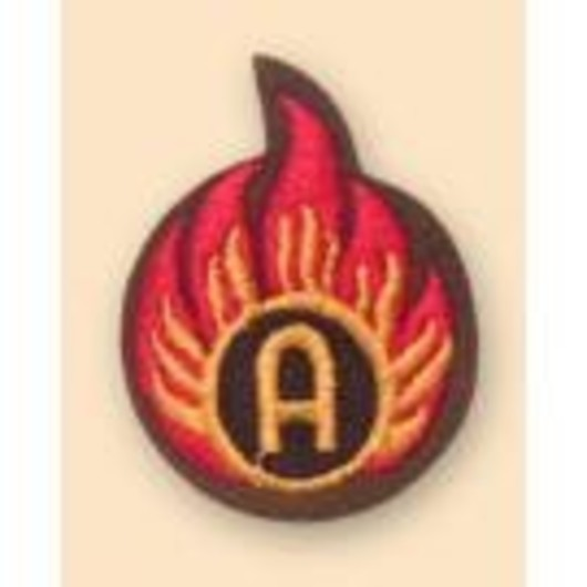 Ammo Technician Qualified Arm Badge