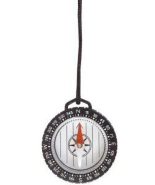 Compass on Lanyard