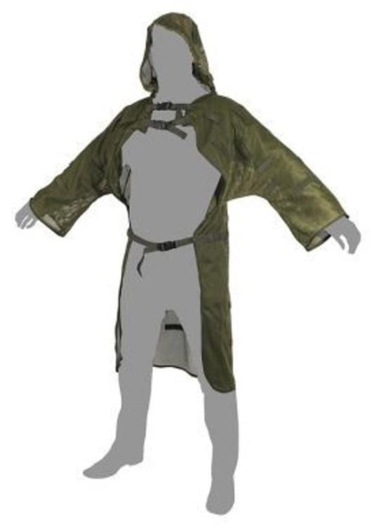 Concealment Ghillie Vest