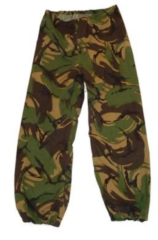 British Army Issue Goretex DPM Trousers