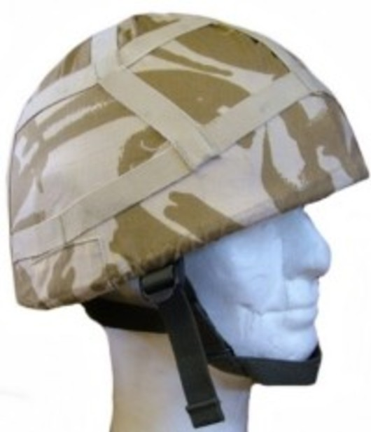 British Army Issue Kelvar Helmet