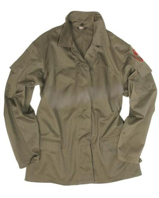 FDA Jacket Olive