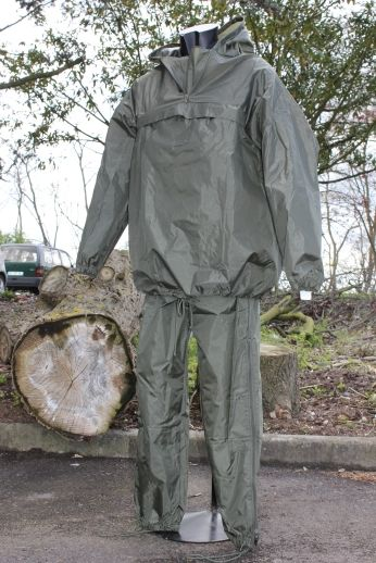 French Airforce waterproof Smock  Trousers