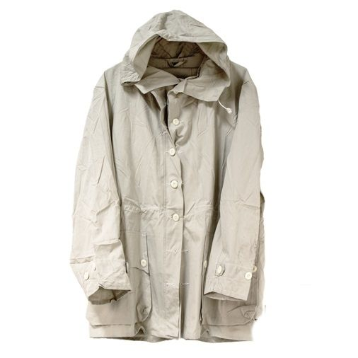 Swedish army M62 Snow over parka White