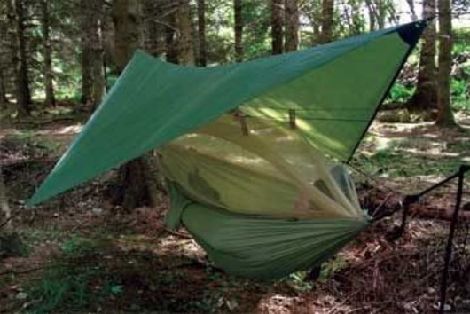 crusader Hammock and Tarp Pack