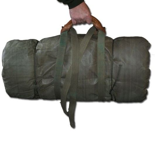 Polish Mat  Swag Bag  blanket Carrying Strap