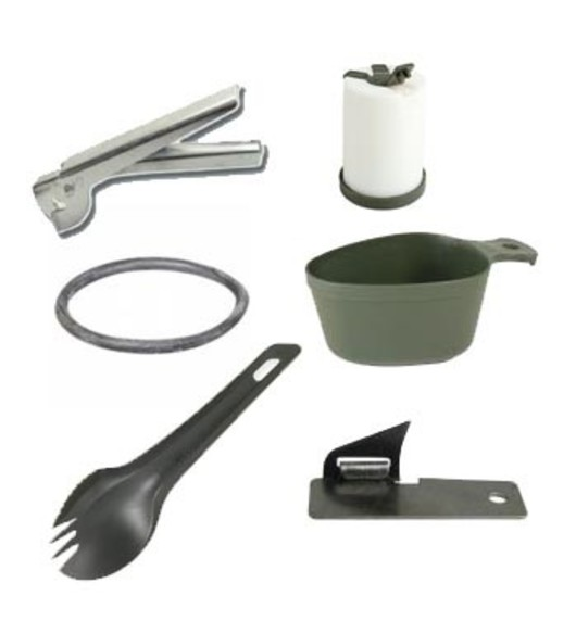 Swedish Trangia stove accessory set