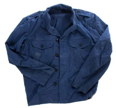 Swedish Army Blue Work Jacket