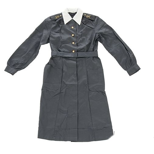 Swedish Army Female Vintage Marine Dress