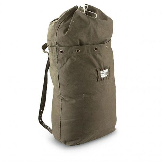 Hungarian Army Duffle Bag