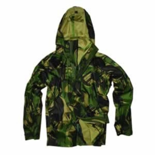 British Army DPM Tempest Waterproof Breathable Jacket