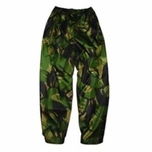 British Army DPM Tempest Waterproof Breathable Trousers