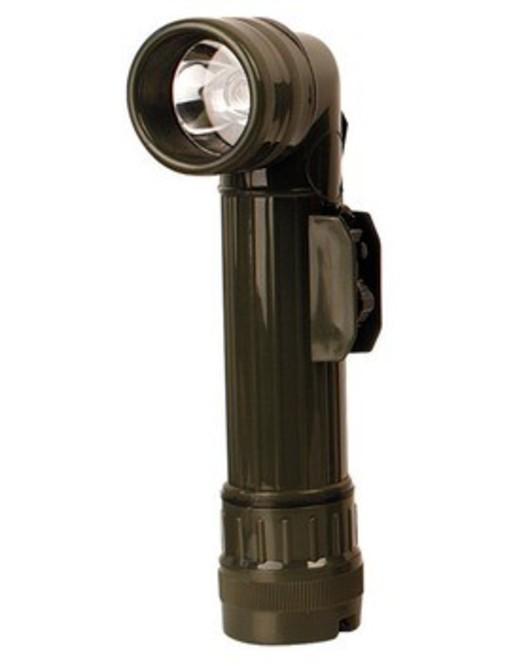 Angle Torch with Colour Lenses