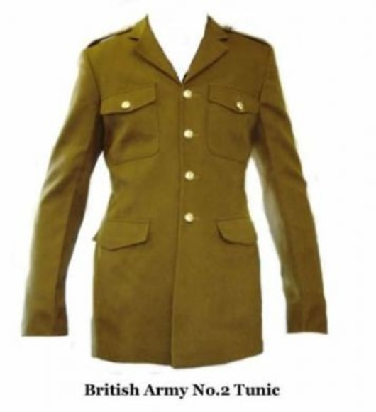 Army No.2 Dress Uniform Jacket