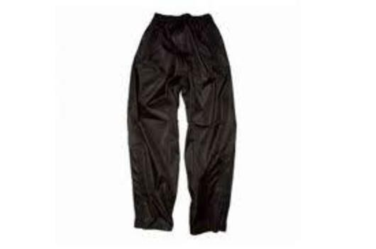Tempest Waterpoof Breathable Trousers - Black